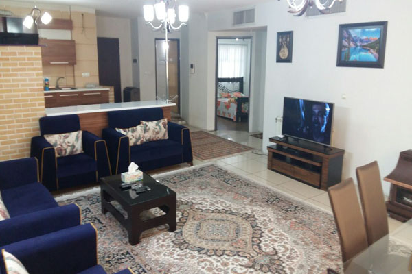daily rental suite hamedan