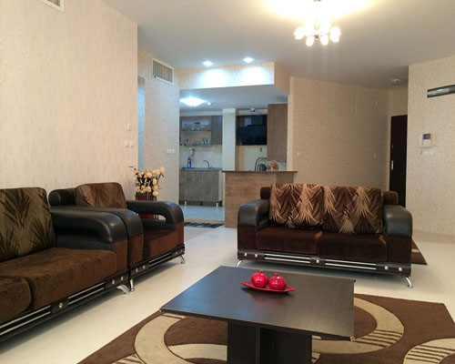furnished suite hamadan