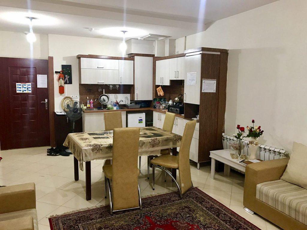 آپارتمان اجاره ای روزانه در همدان