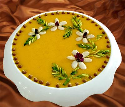 سوغات حلوا زرده در همدان کجا میفروشن