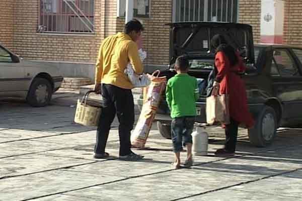 ستاد اسکان فرهنگیان در همدان