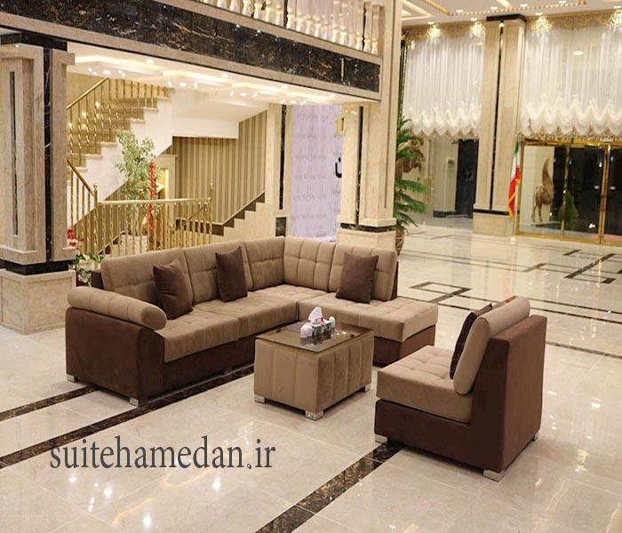 رزرو و اجاره هتل در همدان