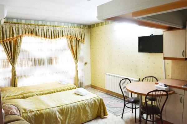 عکس هتل آپارتمان خاتم همدان