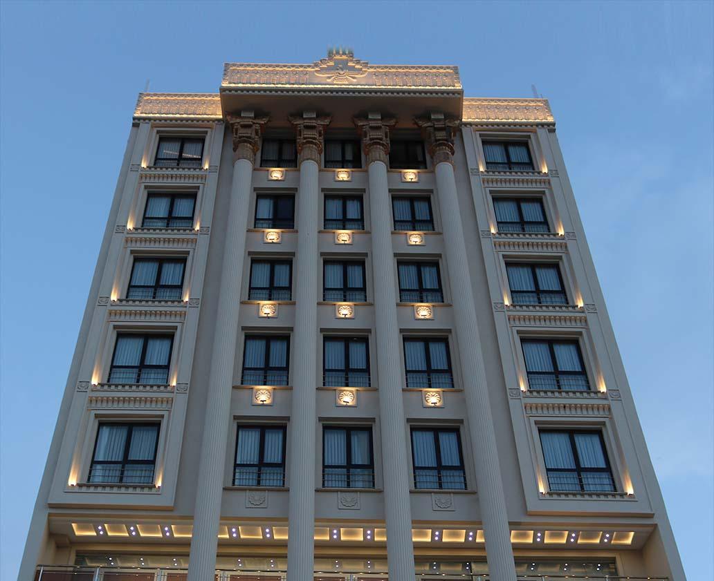 هتل امیران همدان هتلی تازه ساز در همدان